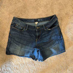 Sonoma - Midrise Jean Shorts